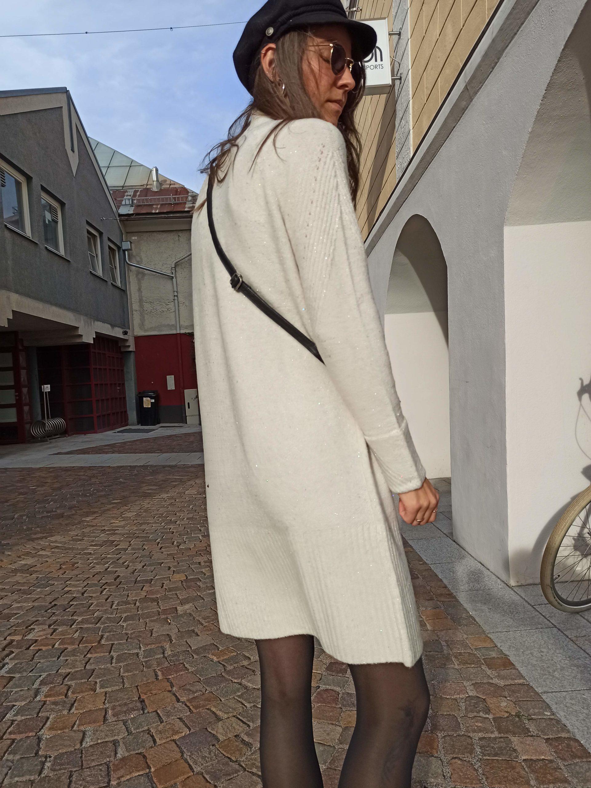 YAYA Kleid Alpaca blend - Zanon Style Lienz