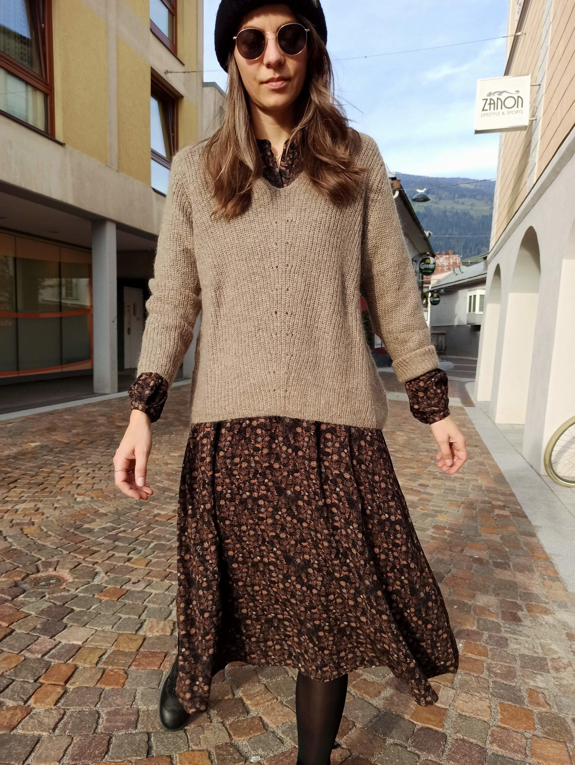 YAYA Pullover Cozy wool - Zanon Style Lienz